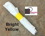 Bright Yellow restaurant napkin bands to wrap with linen napkins- 20,000 1.5